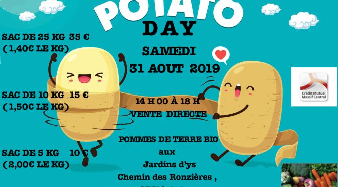Le Stade à la Patate                  (Potato day)