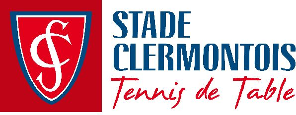 Stade clermontois tennis de table