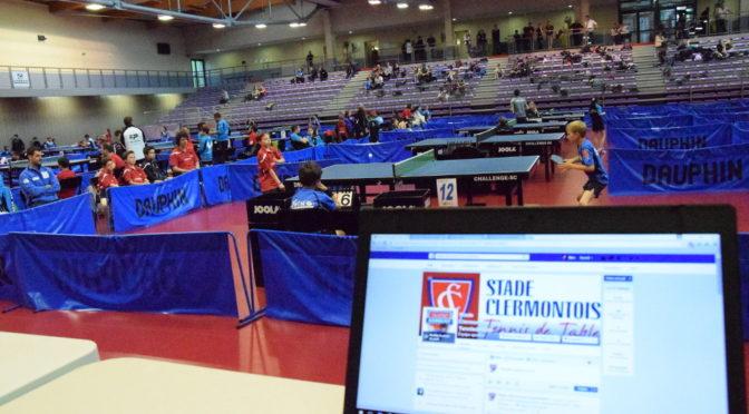 Licences Stade clermontois tennis de table, saison 2019 – 2020