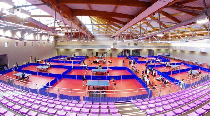 LE club de tennis de table à clermont-ferrand